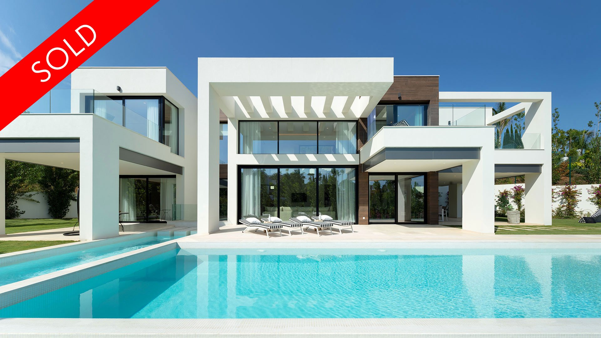 La Cerquilla 21B: Nieuwbouw villa in Marbella in het hart van de Golf Vallei