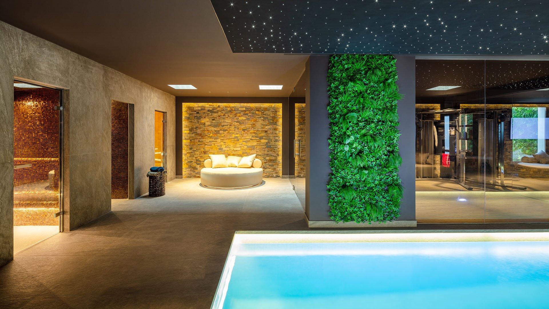 La Cerquilla 40: Fenomenale nieuwbouw villa in het hart van La Cerquilla, Marbella