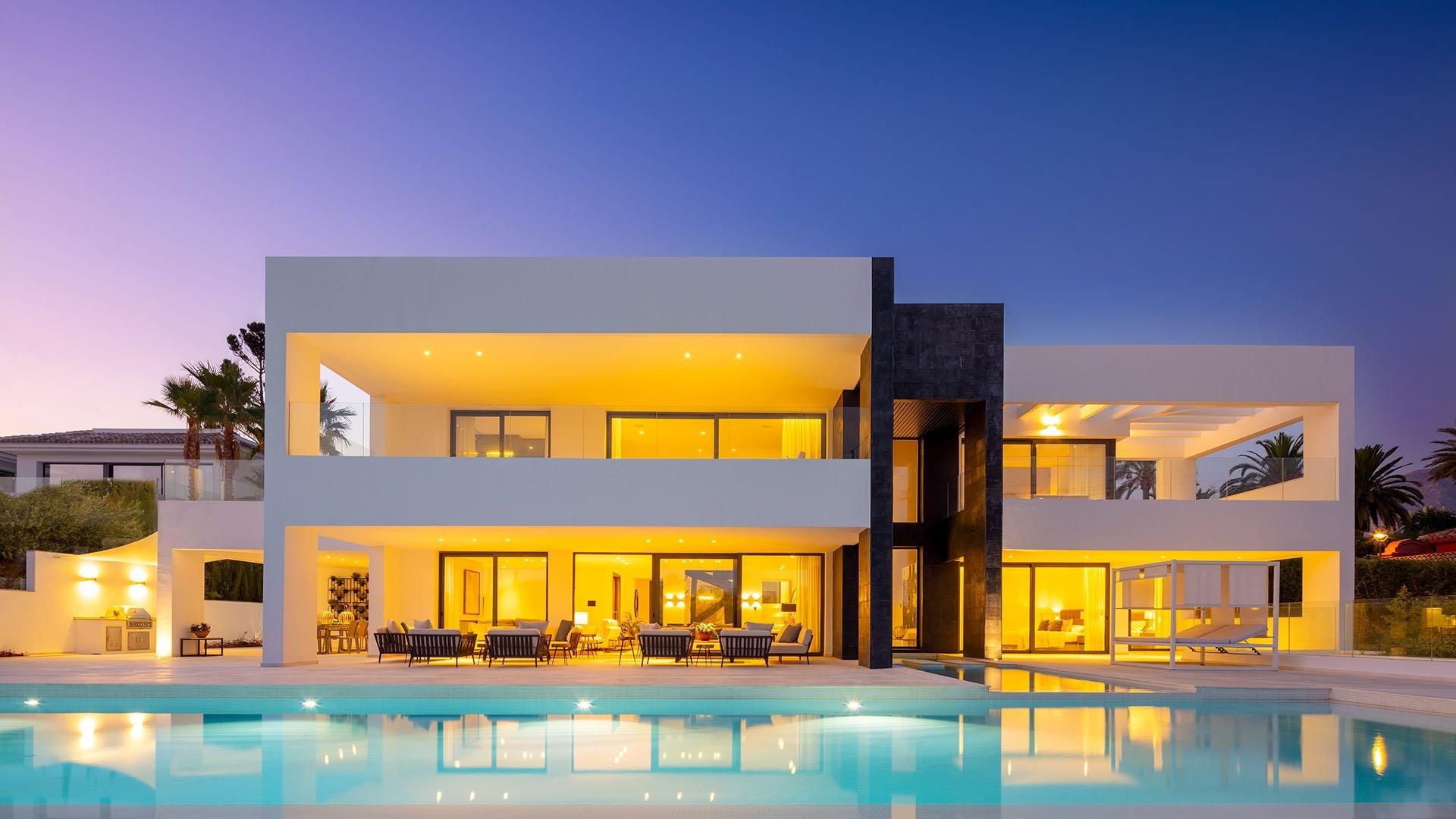La Cerquilla 40: Stunning new build villa in the heart of La Cerquilla, Marbella