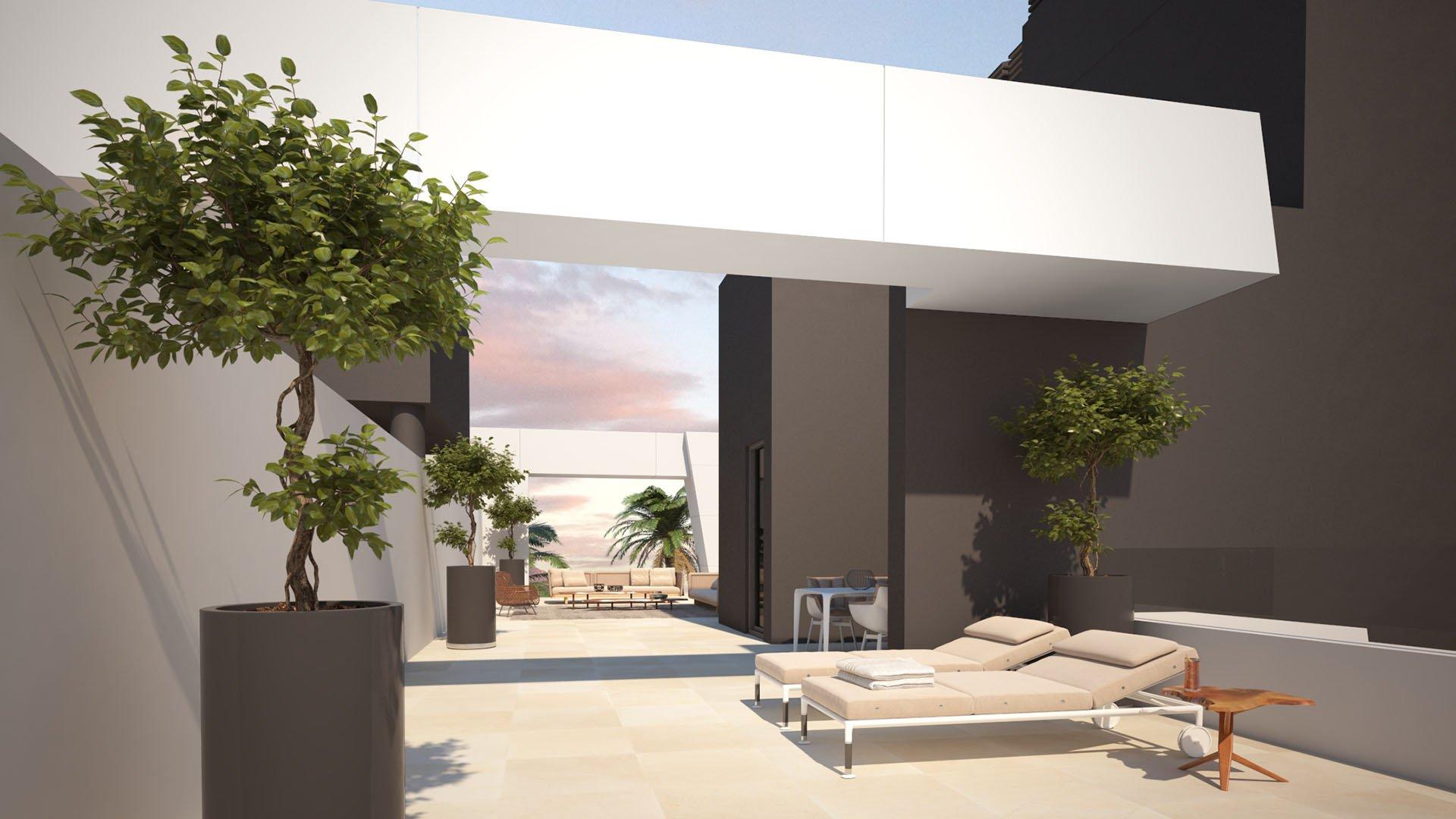 La Montesa : Luxe appartementencomplex nabij Marbella