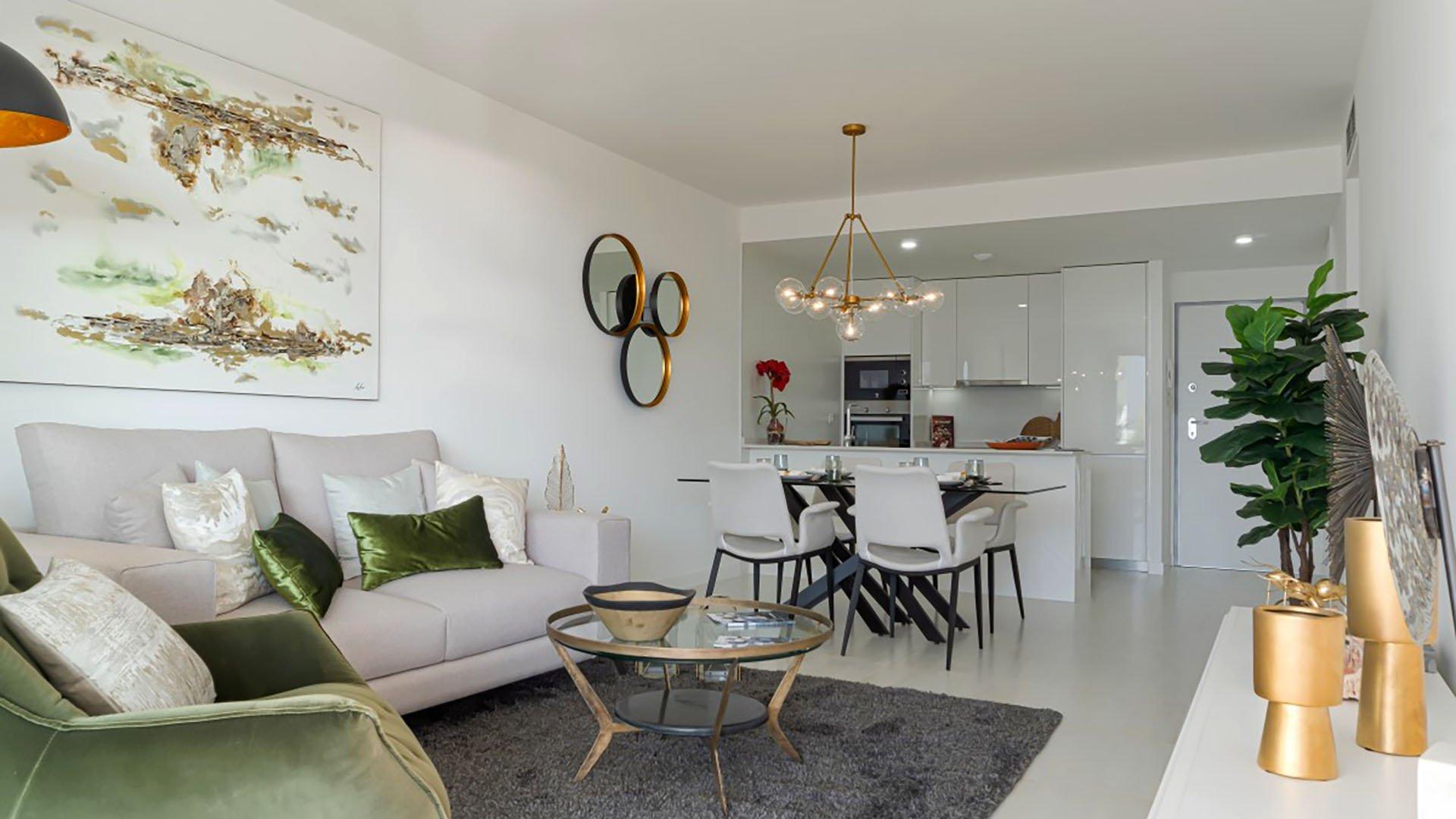 Las Olas: Moderne appartementen op wandelafstand van het strand in Estepona