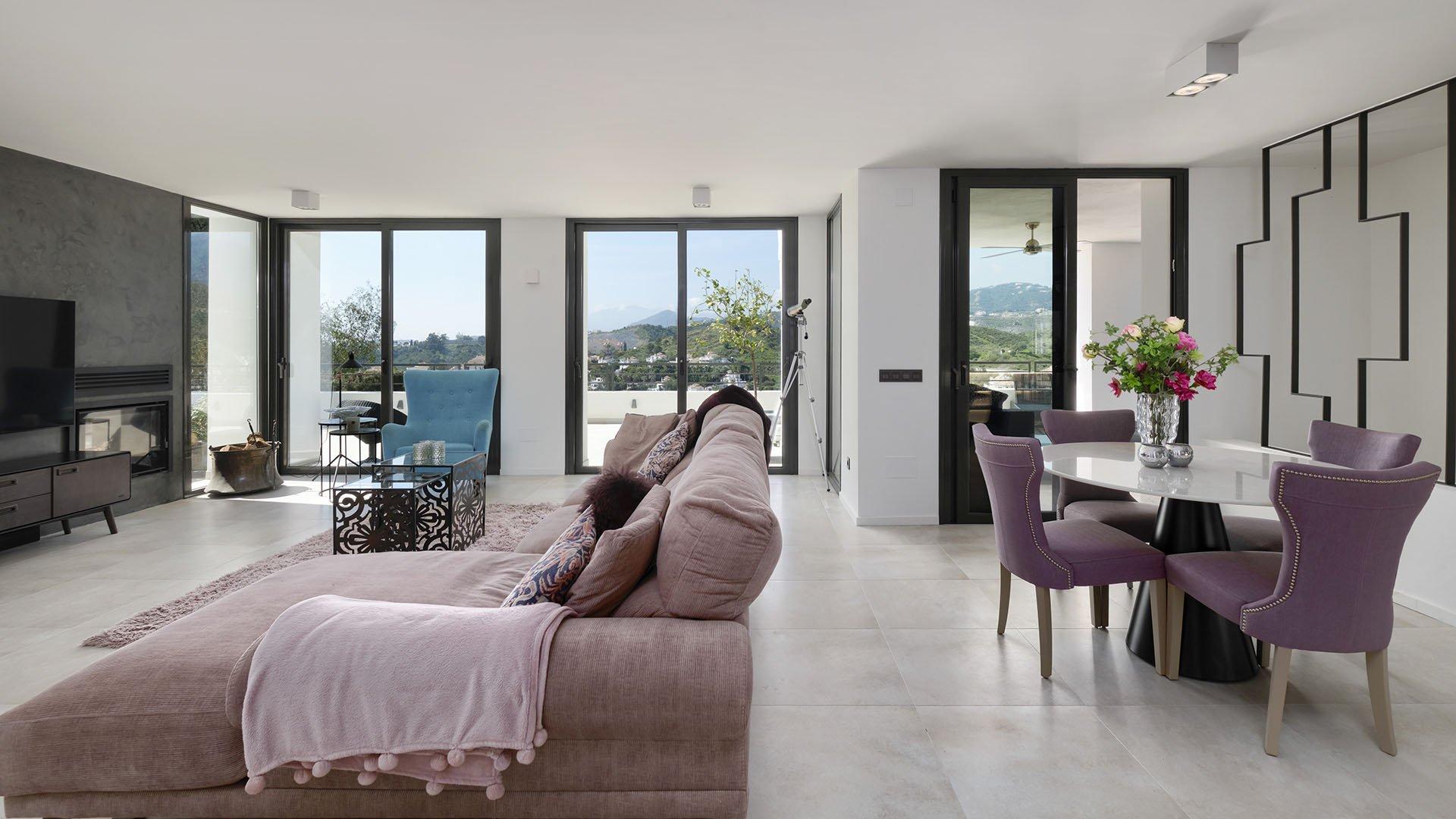 Lomas de Nueva Andalucia: Kwalitatieve villa in Nueva Andalucía