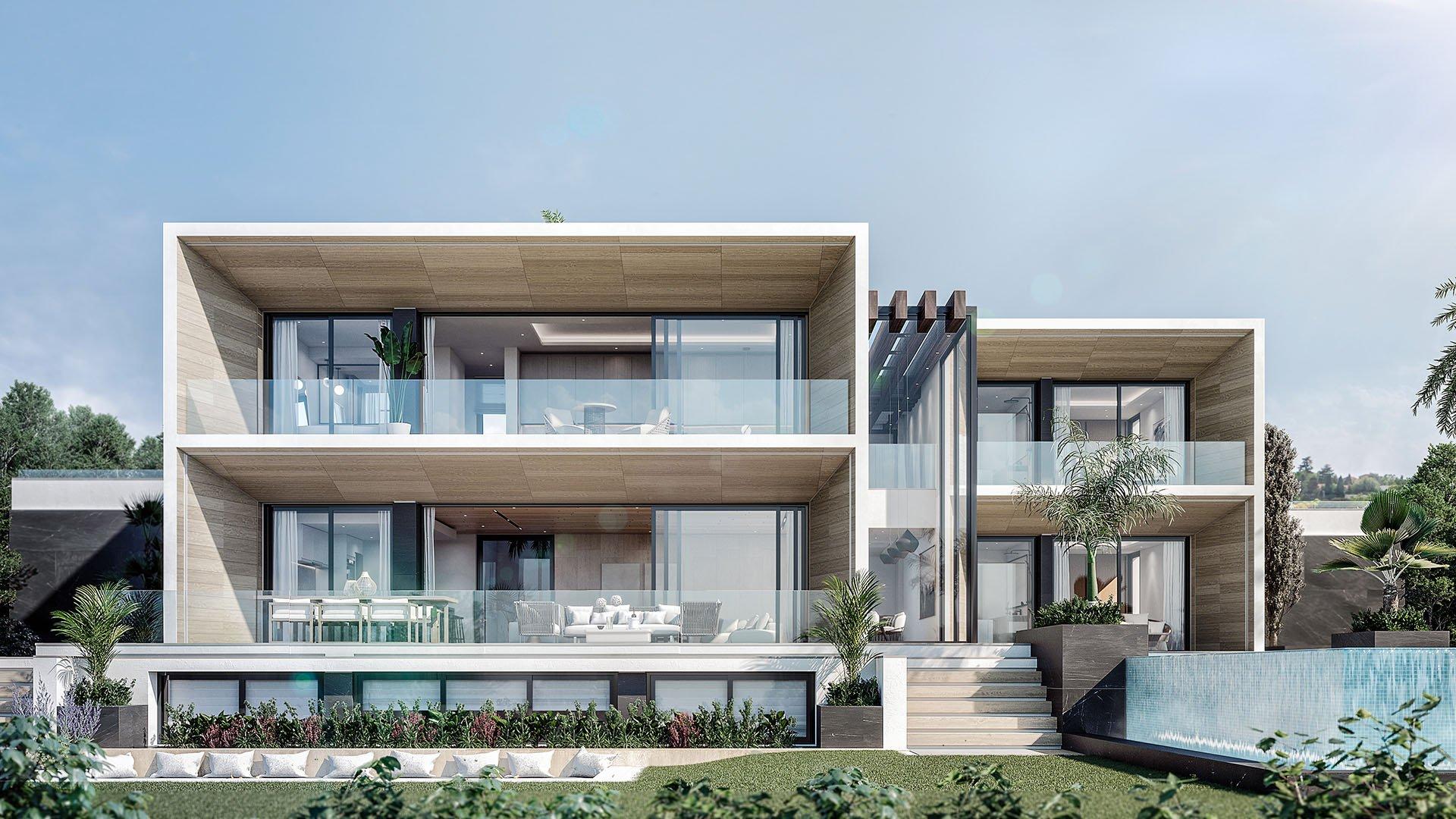 Villa Los Almendros: Attractive luxury villa in Benahavís