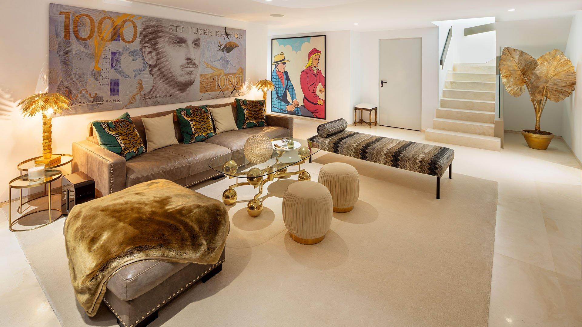 Los Olivos 5: Modern luxury villa in Marbella's famous Golf Valley