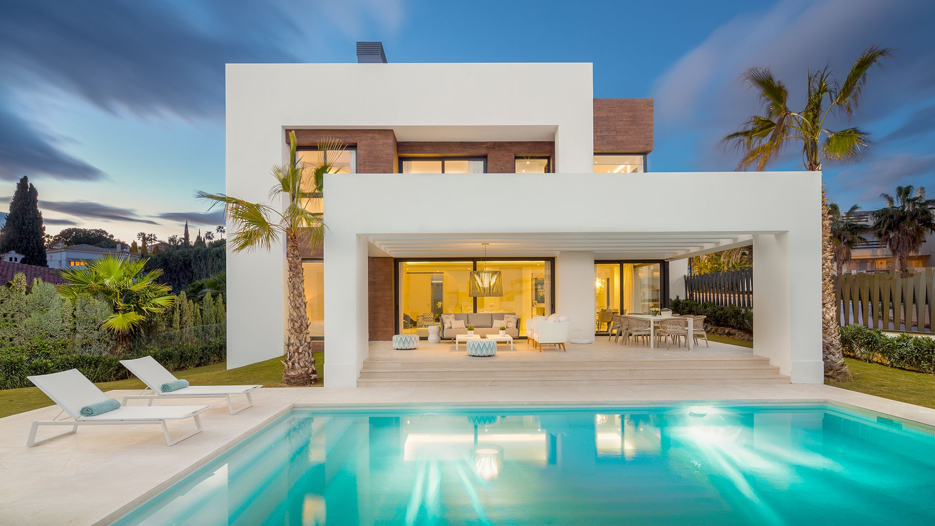 Los Olivos del Paraíso Phase 2: Contemporary villas on the New Golden Mile