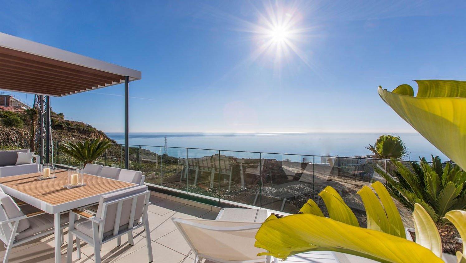 Middel Views: Unieke penthouses met zicht op zee