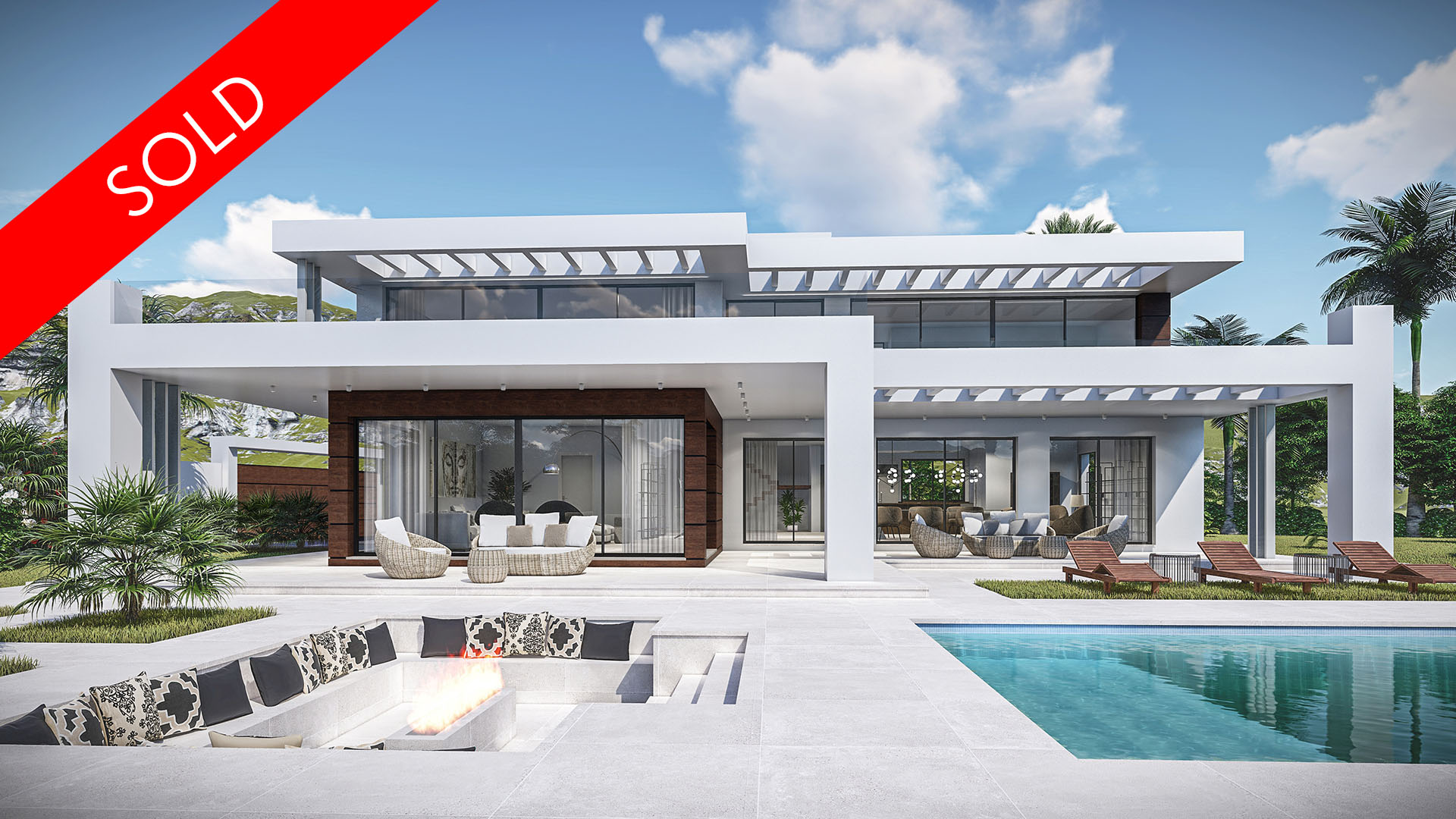 Midori: Design villa in Marbella – Las Chapas