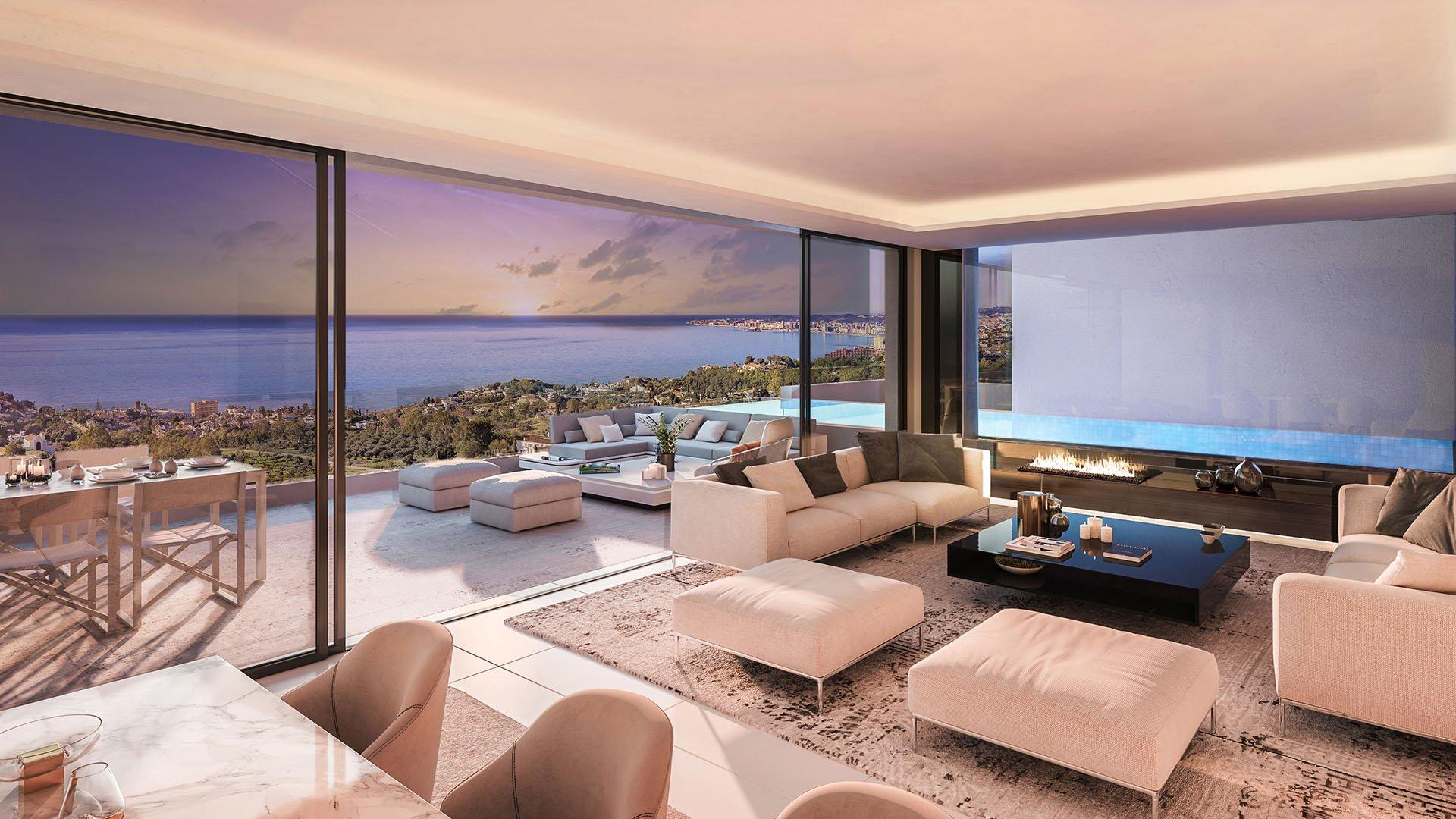 Marae: Exclusieve moderne villa in Benalmádena