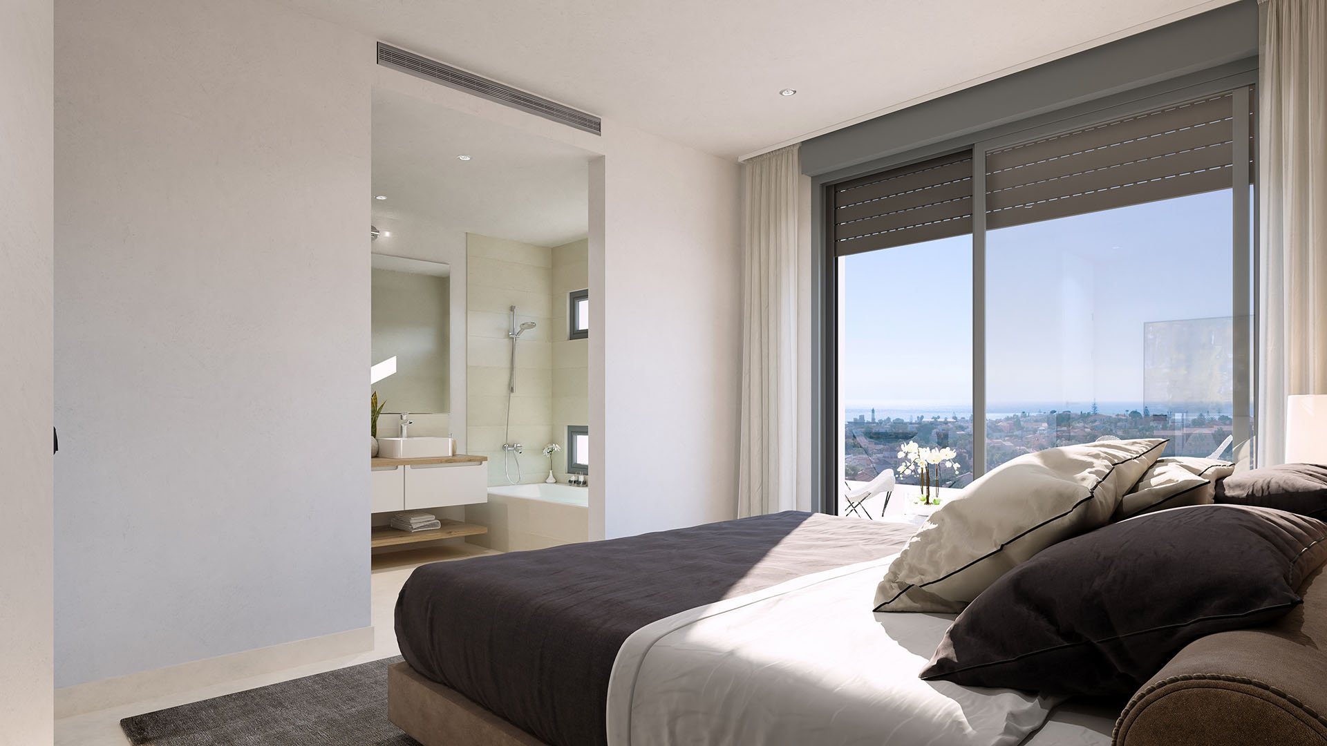 Monterrey: Appartement in Mijas