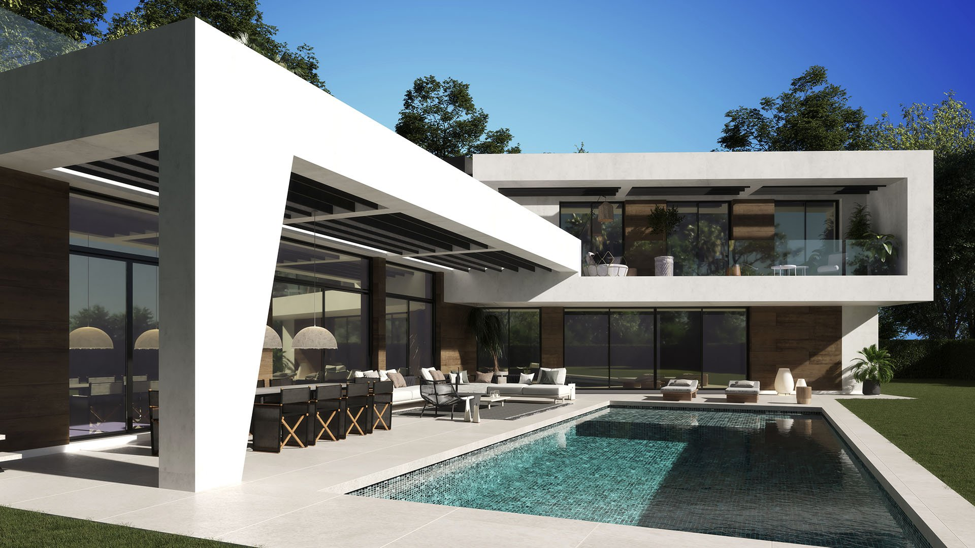 Villa Guadalmina Baja 197: Luxury villa within walking distance from the beach and amenities