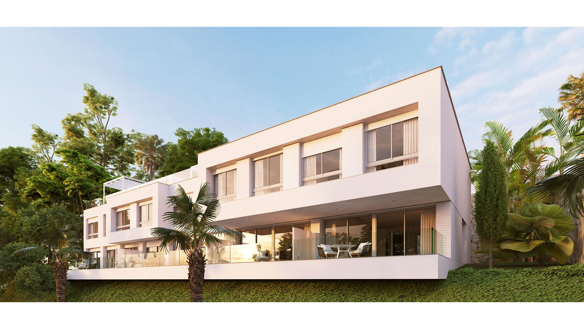 Oceana Collection: Townhouses with stunning sea views