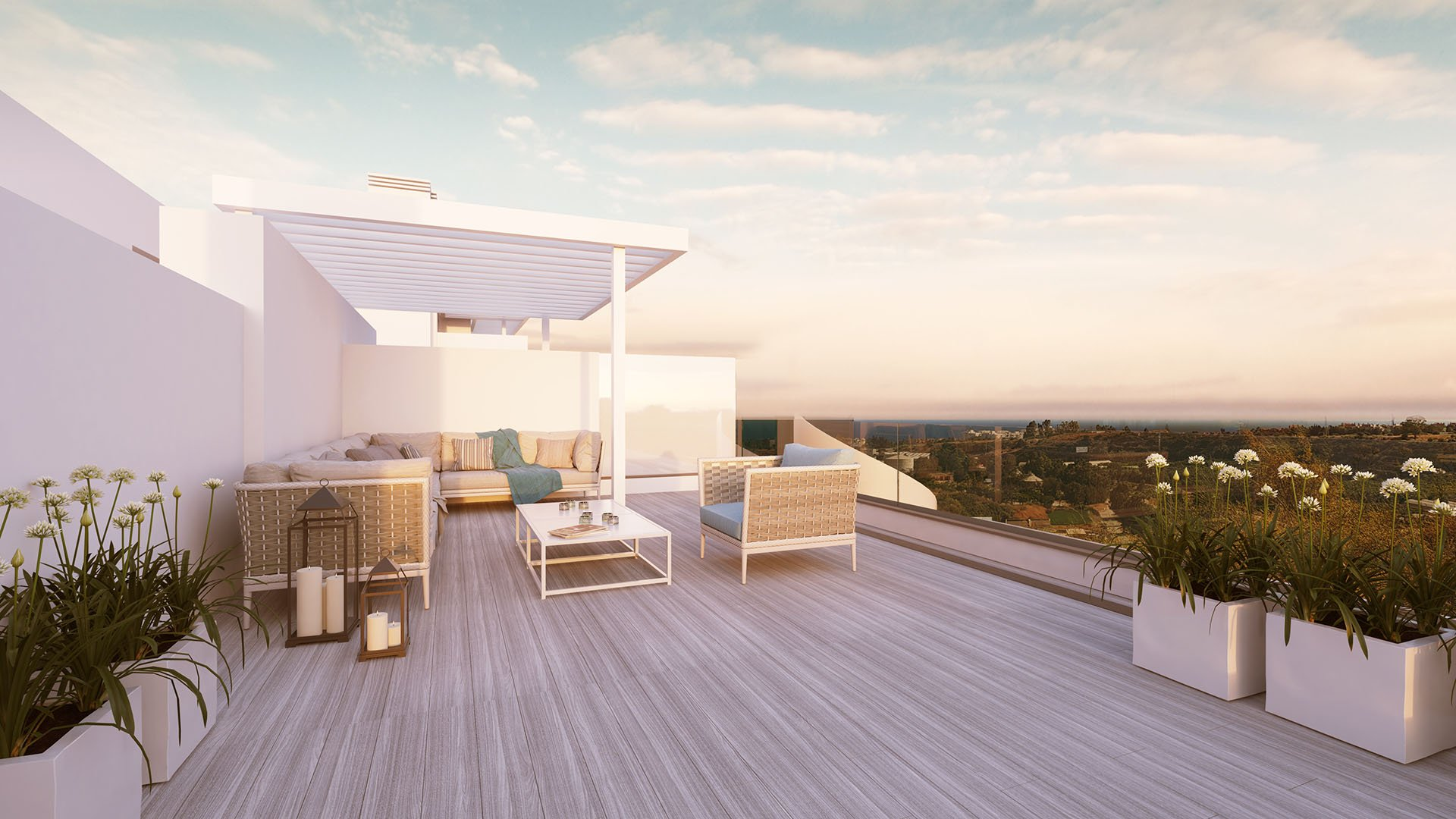 Oceana Views: Apartments with stunning views