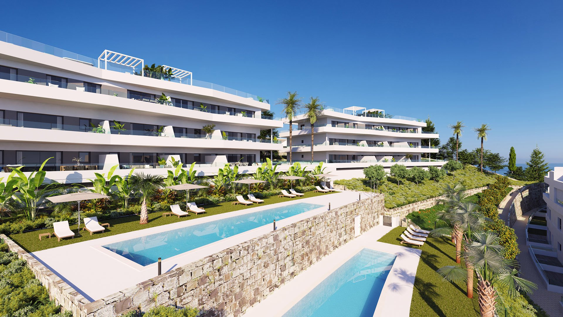 One80 Residences: Stunning views and an excellent location in Estepona
