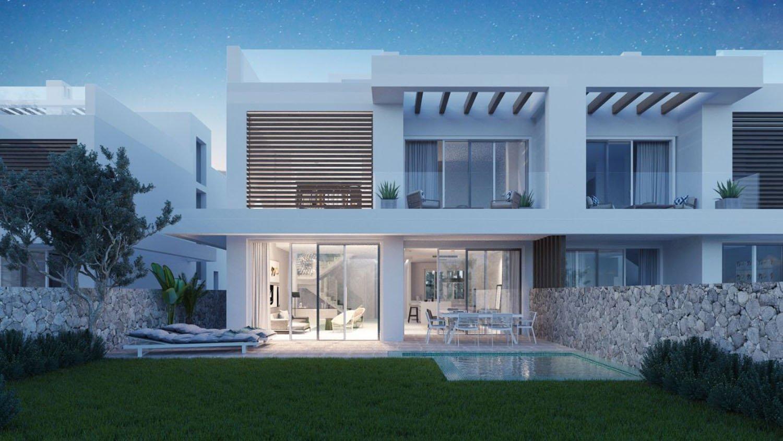 Riva Residences: Kleinschalig boutique project van 6 luxe villa's met prachtig zicht op zee