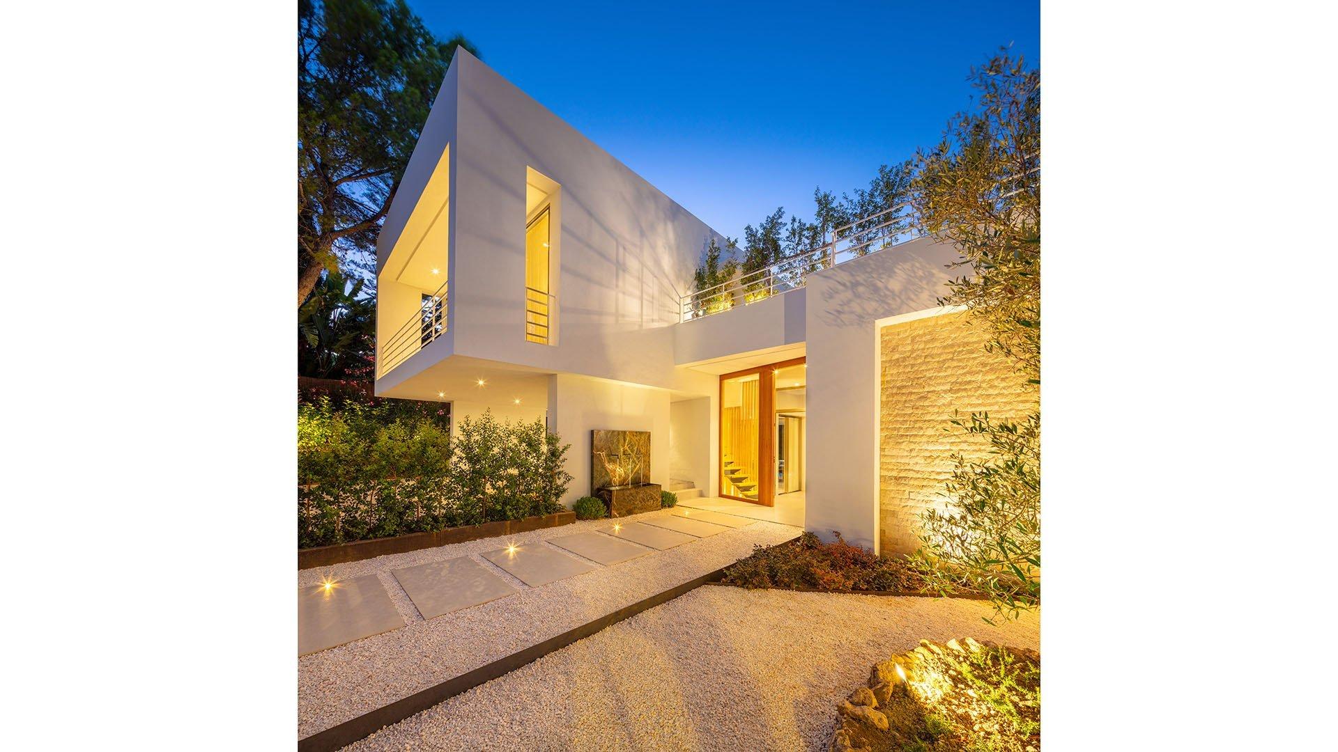 Real 17: Prachtige villa in het hart van de Golf Valei van Marbella
