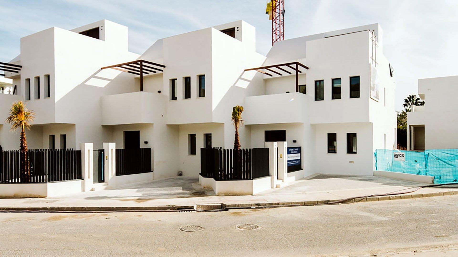 Reserva del Conde: Townhouses in het hart van de golfvallei in Marbella