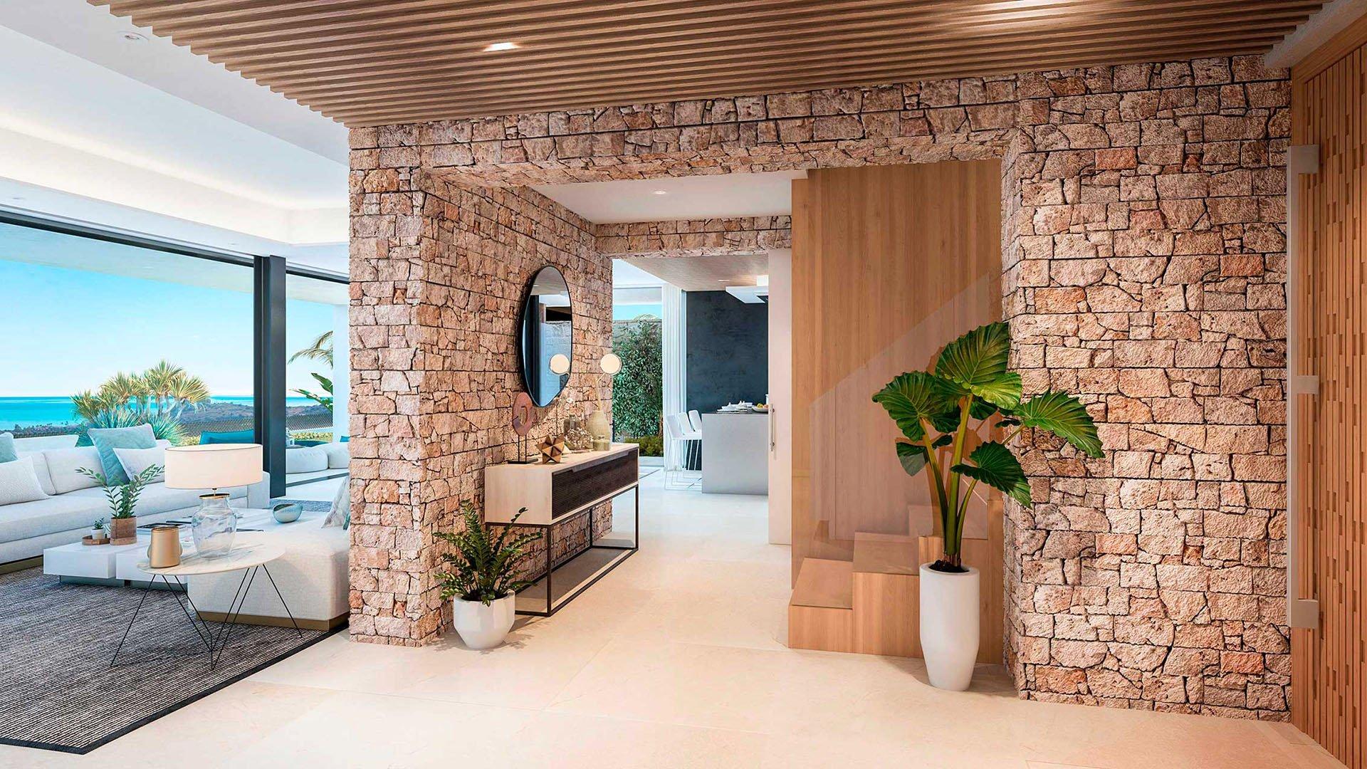 Romano Golf Villas: Beautifully located villas close to Estepona