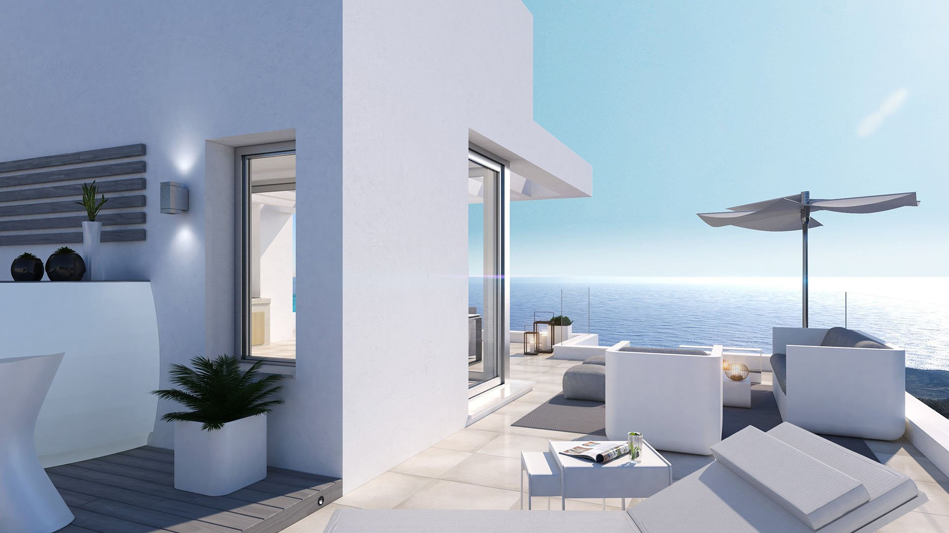 Santa Barbara Heights: High-end design en luxe resort in La Cala de Mijas