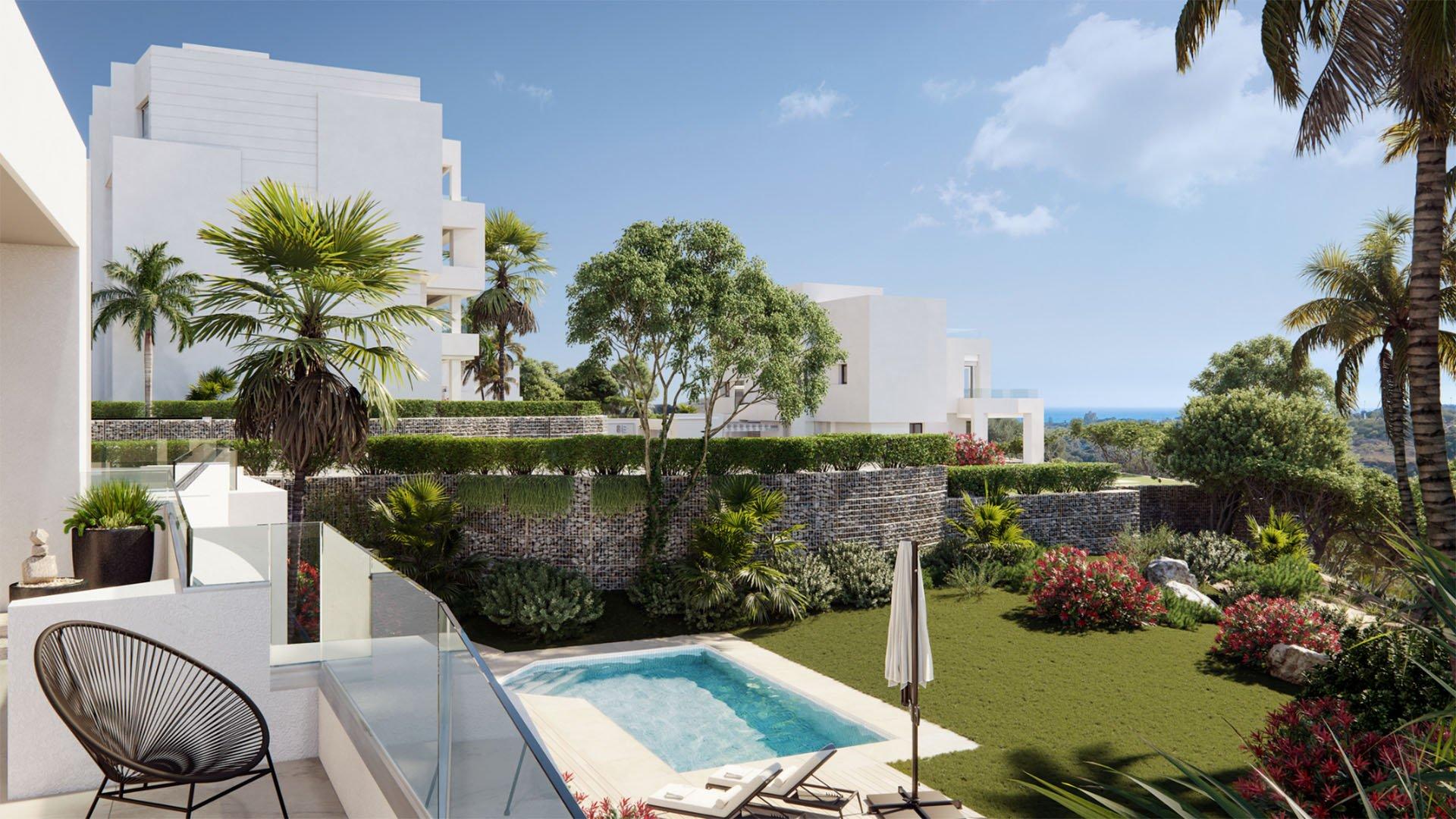 Soul Marbella Sunset: Exclusieve project met prachtig zicht op golf & Middellandse Zee