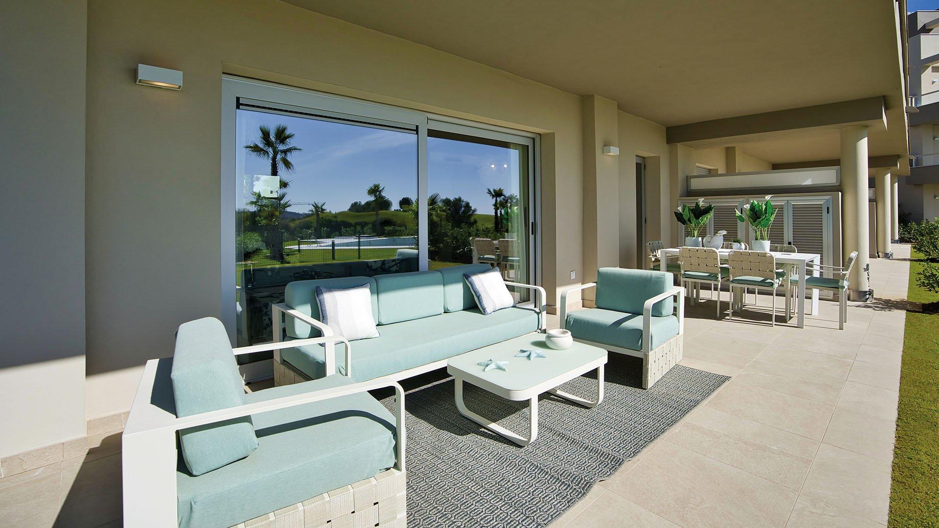 Sun Valley: Appartementen verweven in het idyllisch landschap van La Cala Golf