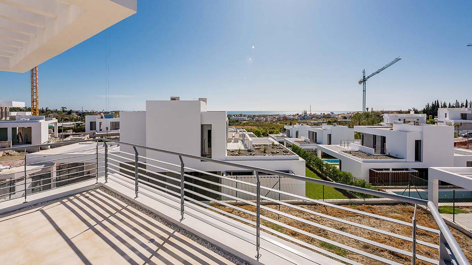SYZYGY – The Villas: Modern villas in Estepona in a strategic location
