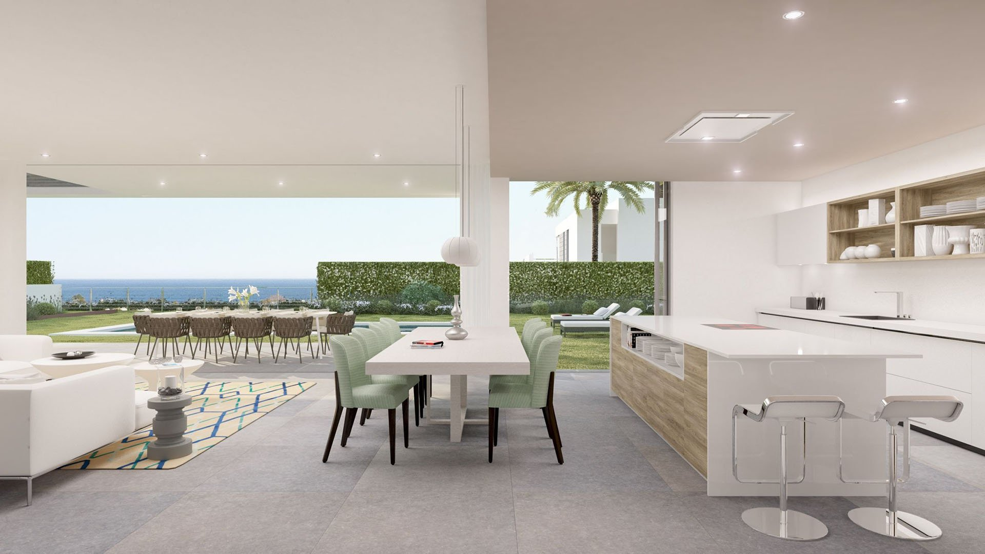 SYZYGY – The Villas: Modern villas in a strategic location