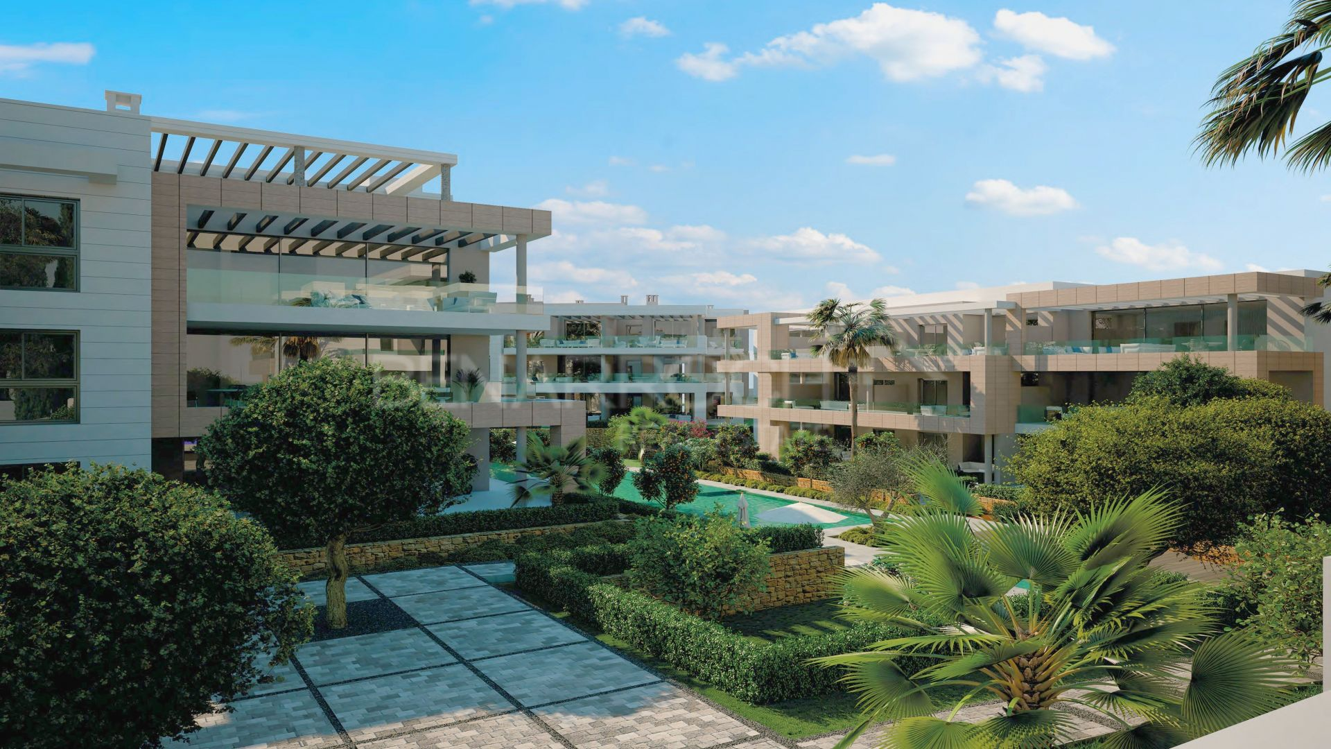 Syzygy The Residences: Contemporary apartments and penthouses in a beautiful location