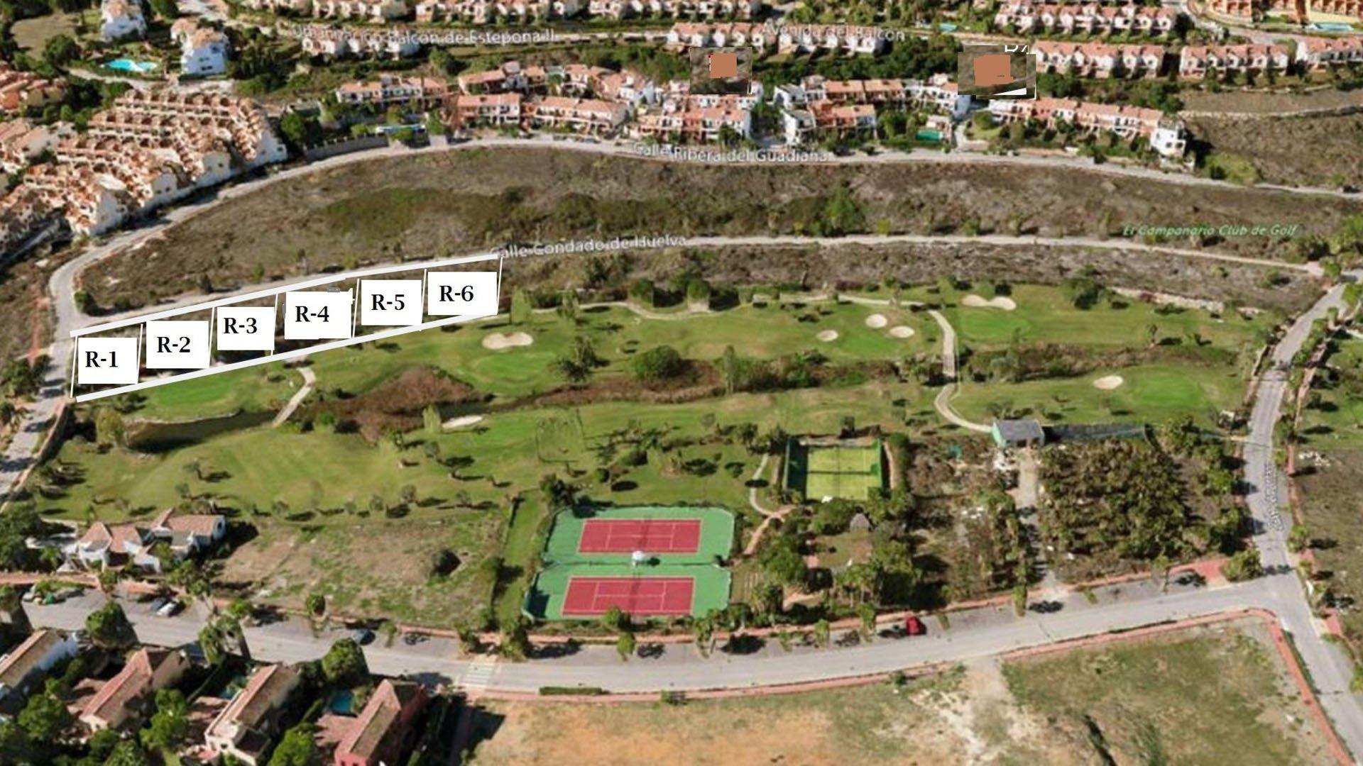 Sanctuary Villas: Front line golf villas close to Puerto Banús