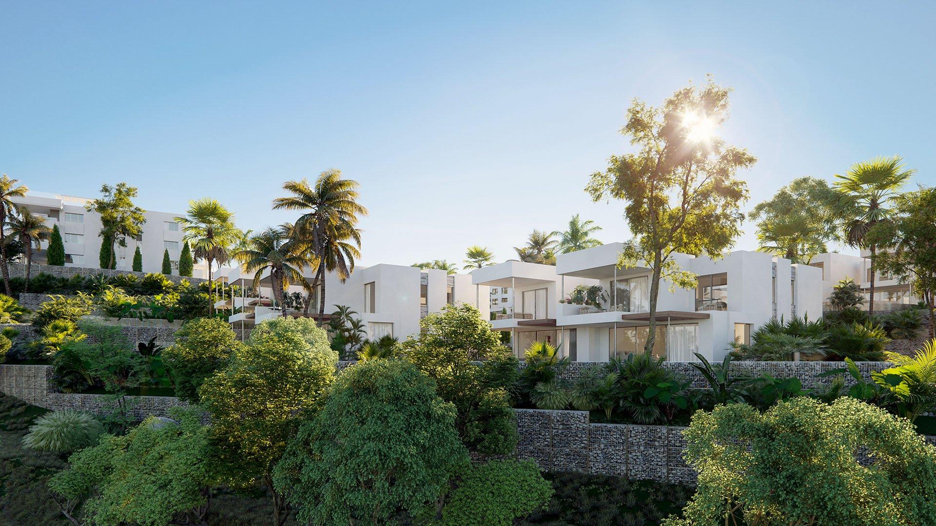 Soul Marbella Sunshine: Woningen in Marbella in een exclusief resort