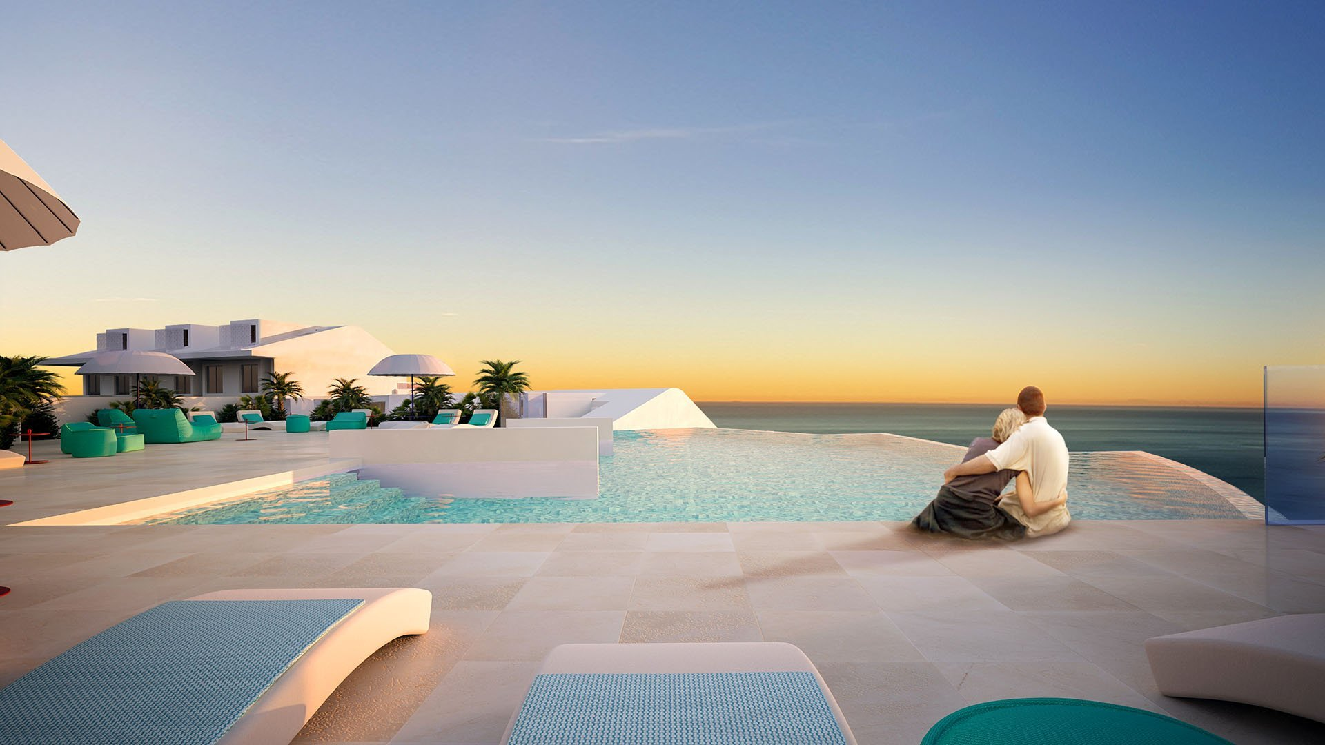 Stupa Hills: Apartments and penthouses with unforgettable views over the coast