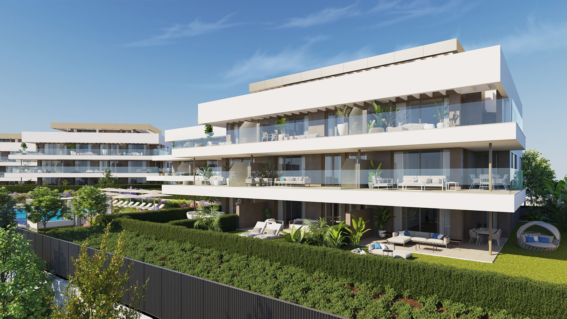 Symphony Suites: Spacious modern apartments on the New Golden Mile