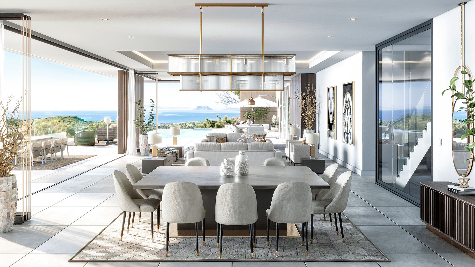 The Secret Marbella: Luxe villa in Marbella grenzend aan natuurgebied