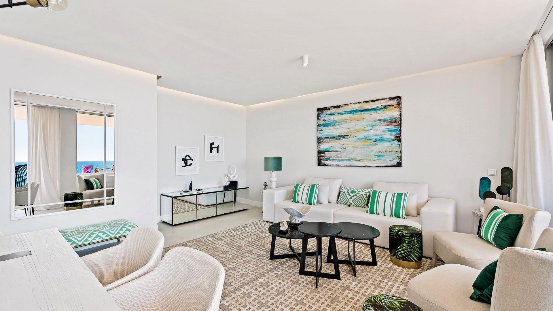 The Edge: Appartementen in een sensationele ontwikkeling aan het strand