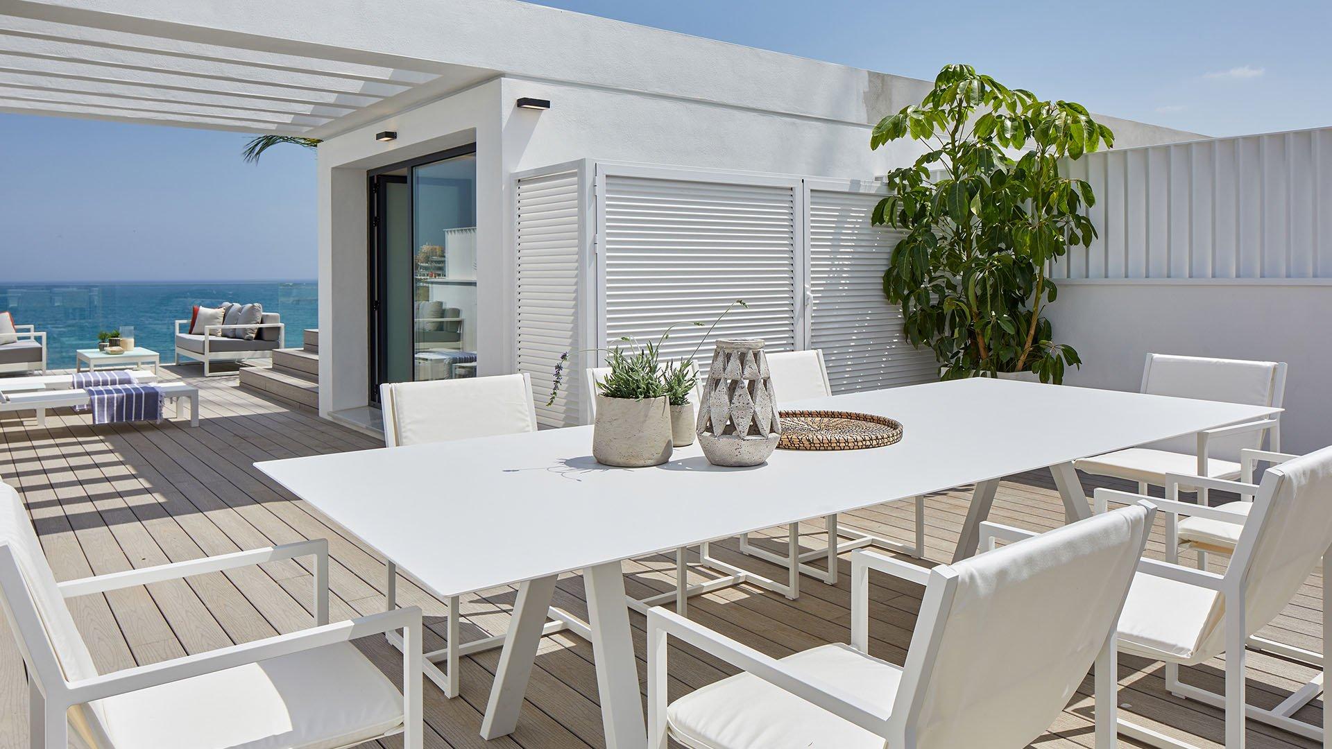 The Island: Luxe townhouses aan het strand in Estepona