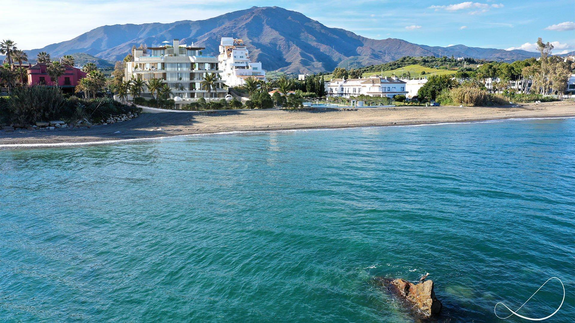 The Sapphire Estepona: A pearl at the beach of Estepona