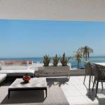 Moderne appartementen op 100 meter van het strand