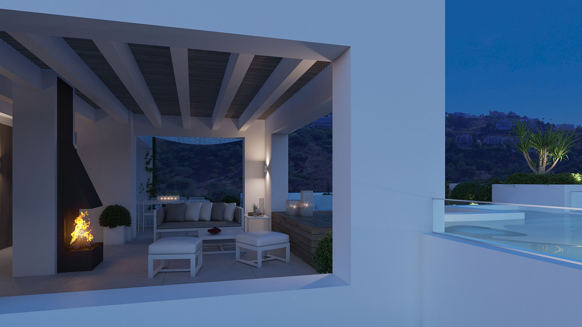 Unico Benahavís: Small boutique project with luxury apartments in Benahavís