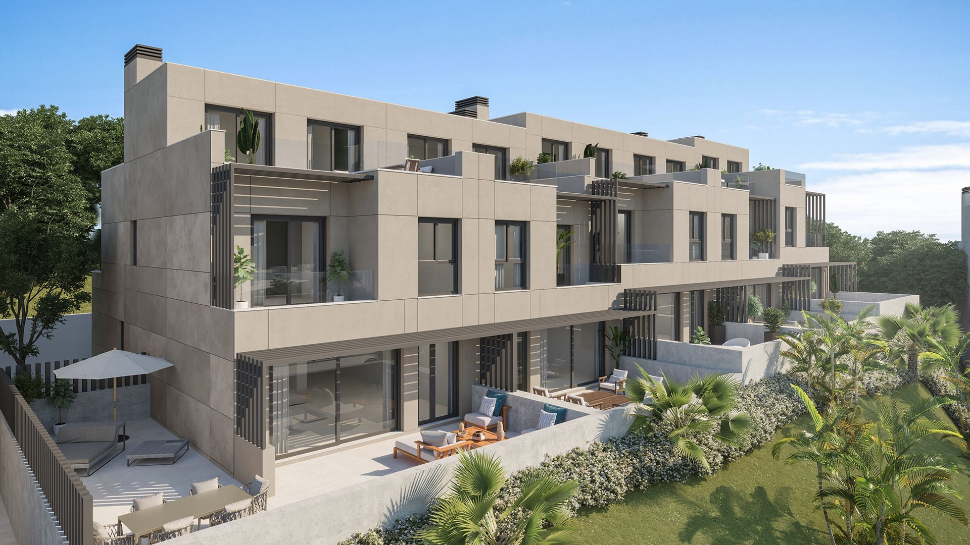 Vanian Valley: Townhouses in a great location on The New Golden Mile
