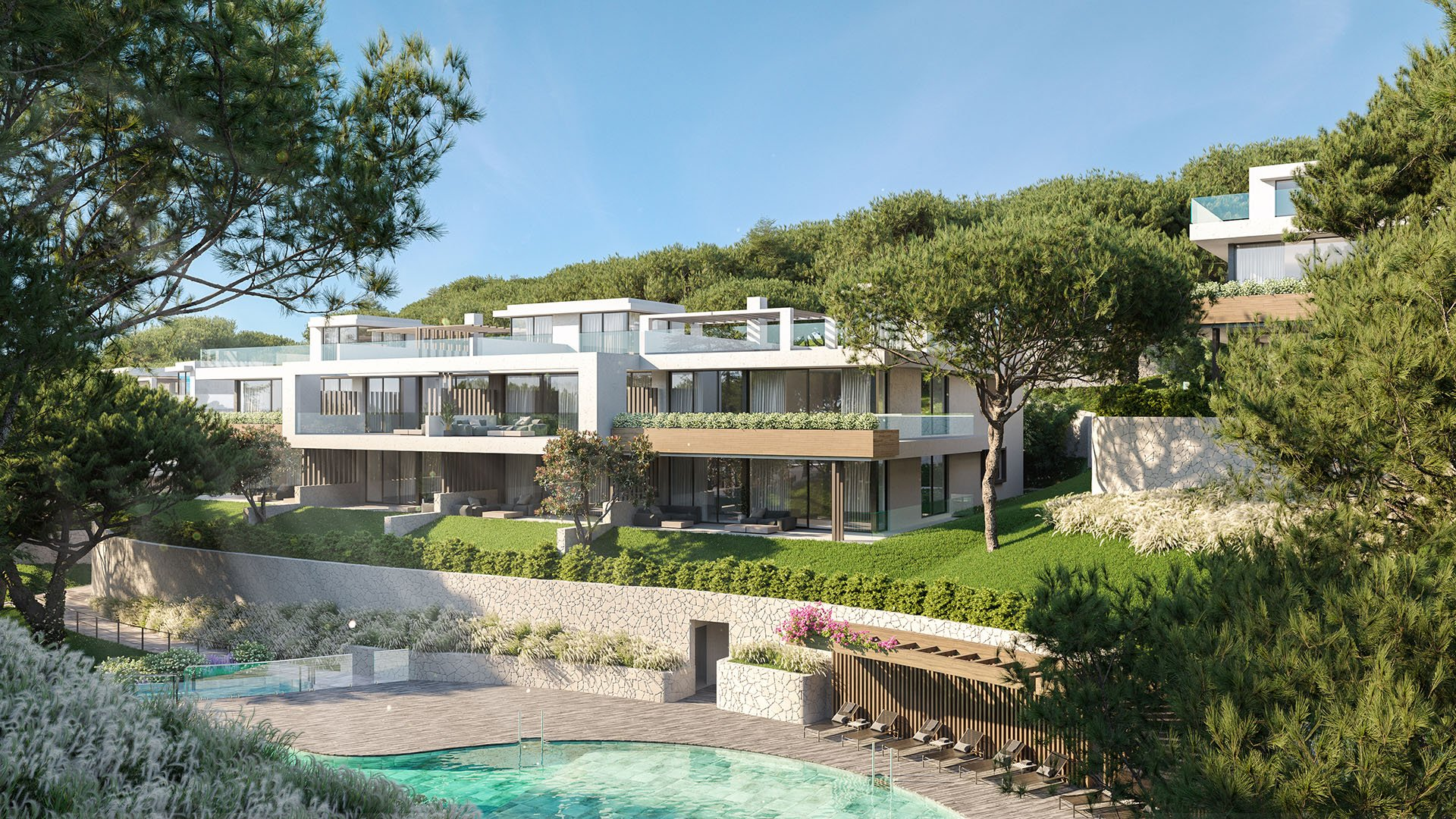 Venere Residences: Gorgeous penthouses in Cabopino