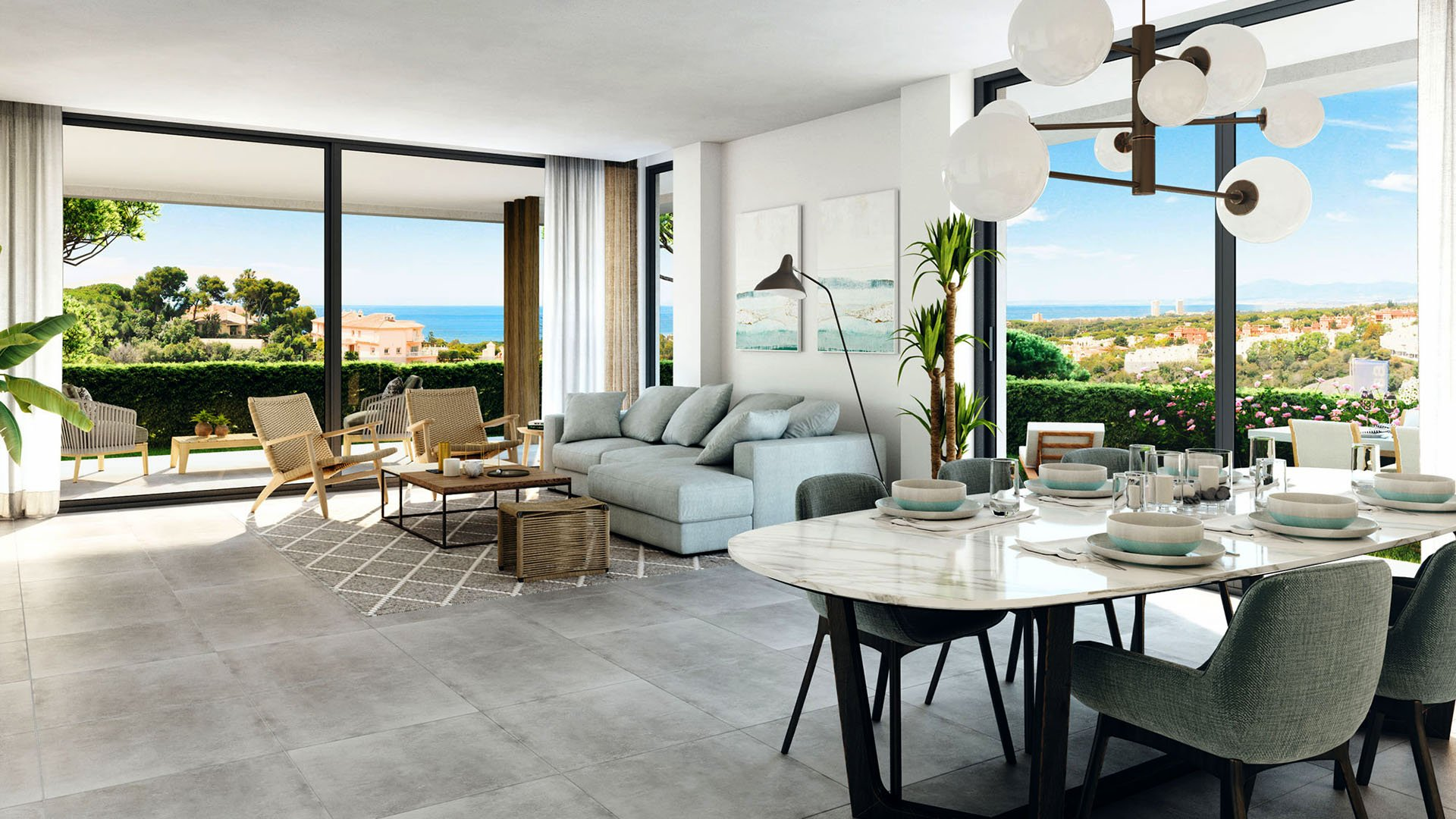 Venere Residences: A gorgeous boutique project in Cabopino