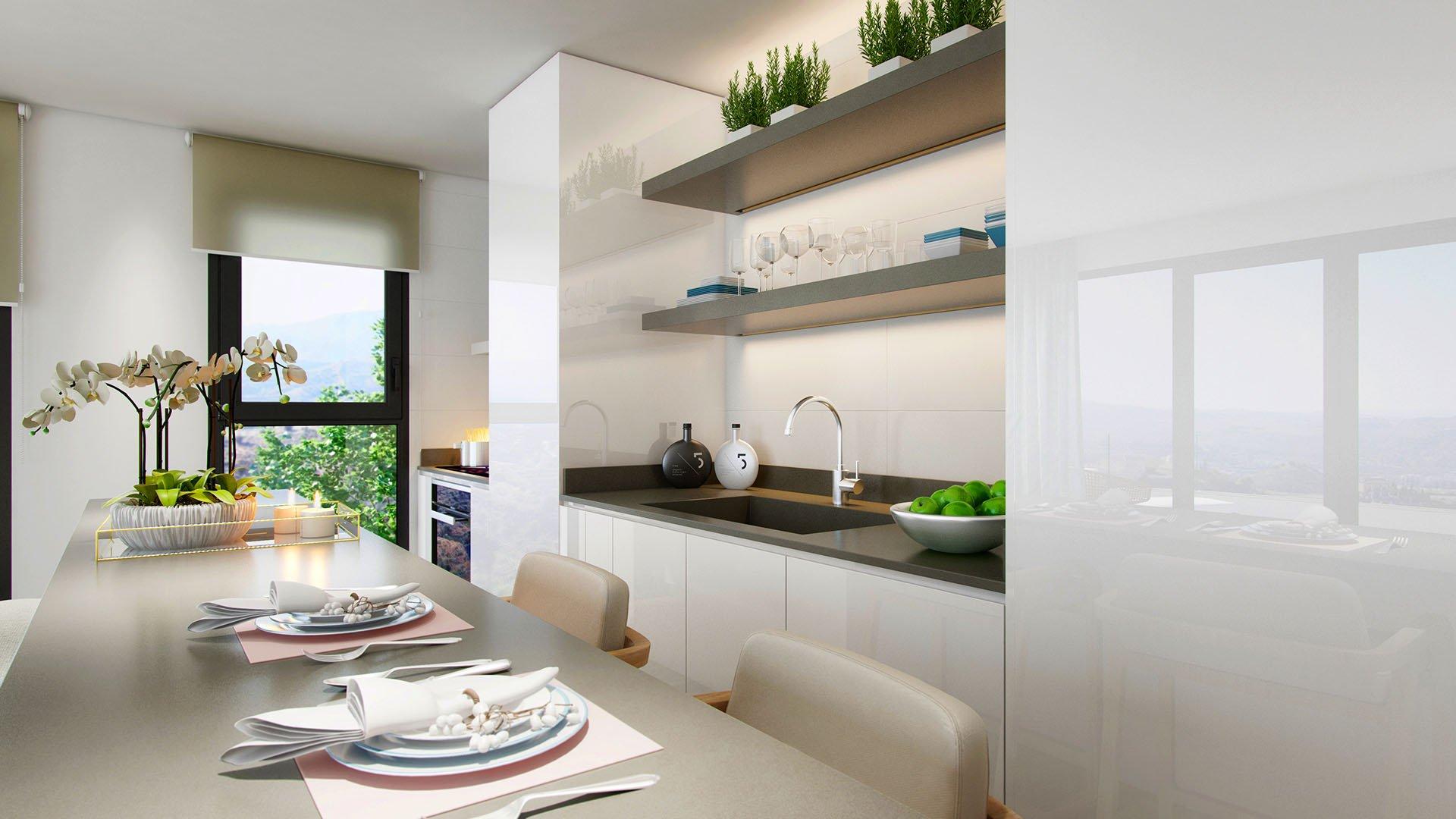 Vista by Quabit: Appartementen en Penthouses in een zeer rustige natuurlijke omgeving