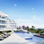 Appartementen in Mijas