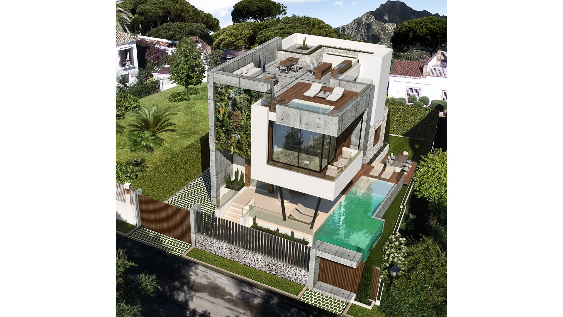 Villa Absolute: Prachtige villa aan de Golden Mile in Marbella
