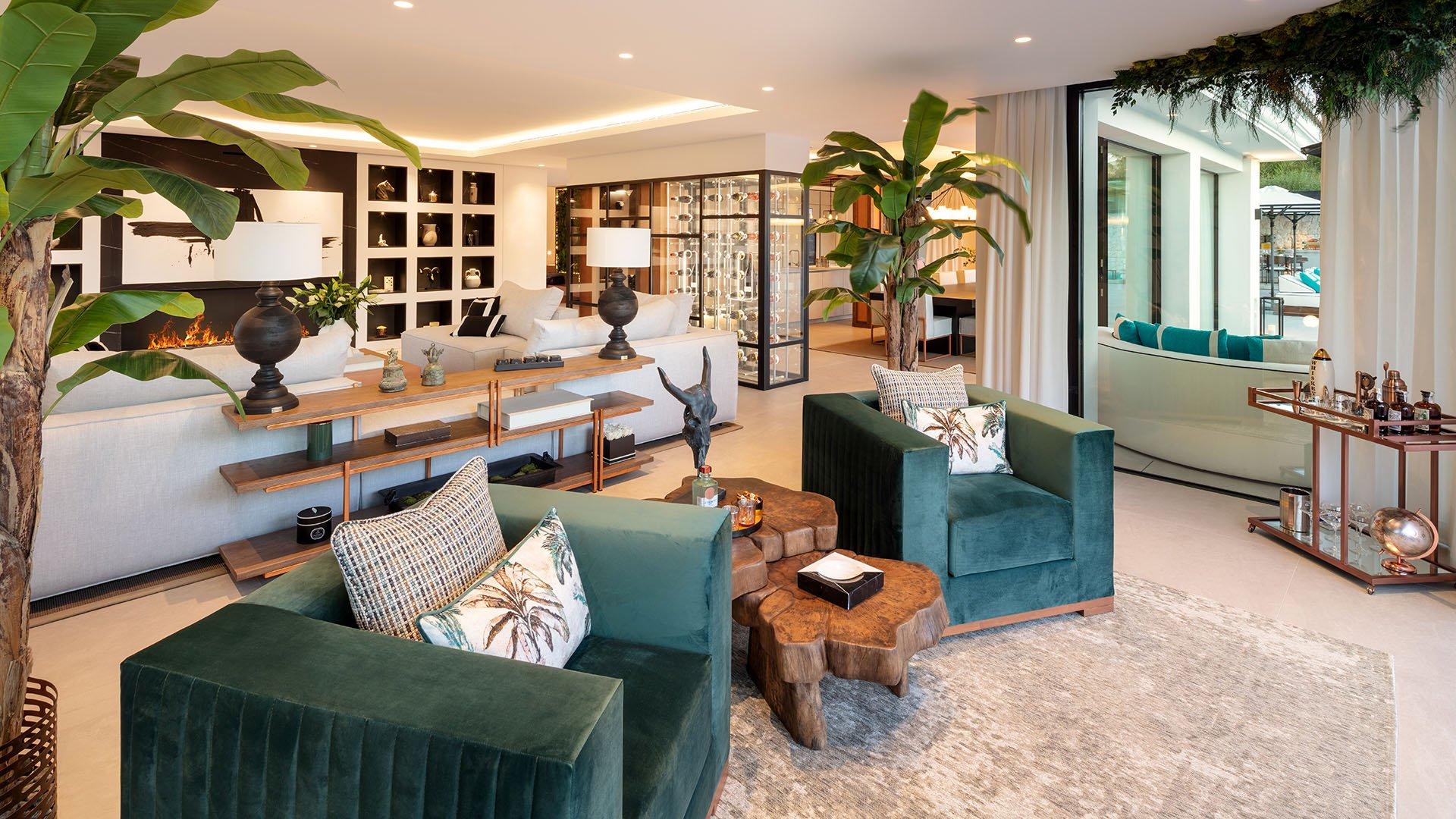 Villa Cobre: Beautiful luxury frontline golf villa at Las Brisas Golf in Marbella