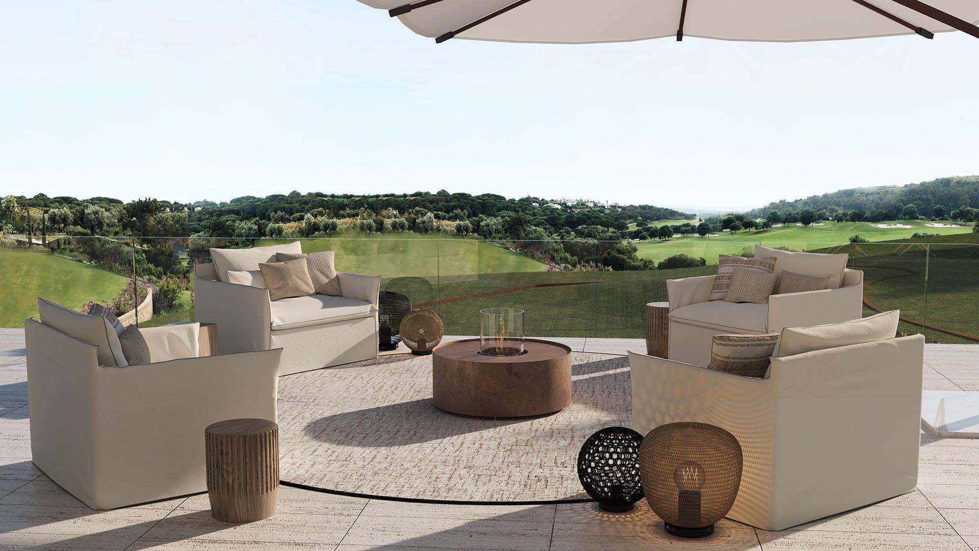 Villa Dorado: A stunning villa on the golf course in Sotogrande