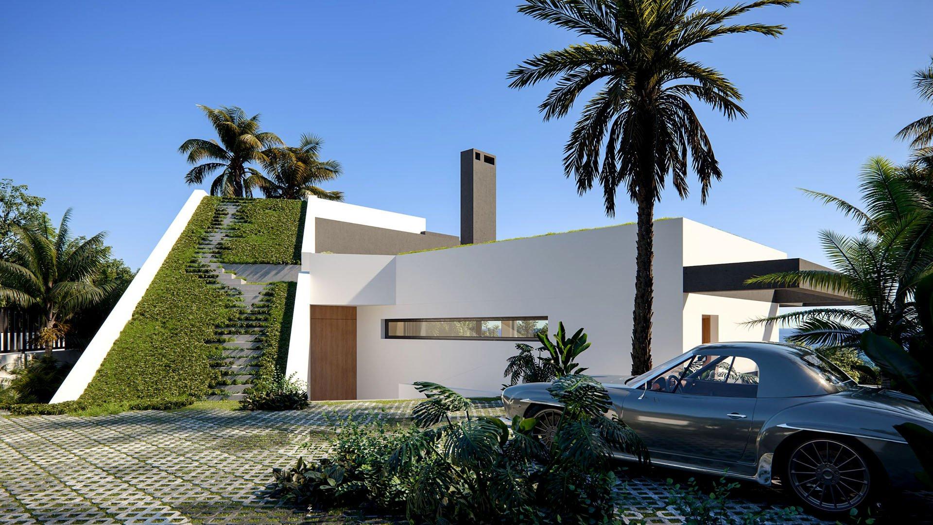 Villa Lomas de Marbella Club: Modern villa on the Golden Mile of Marbella