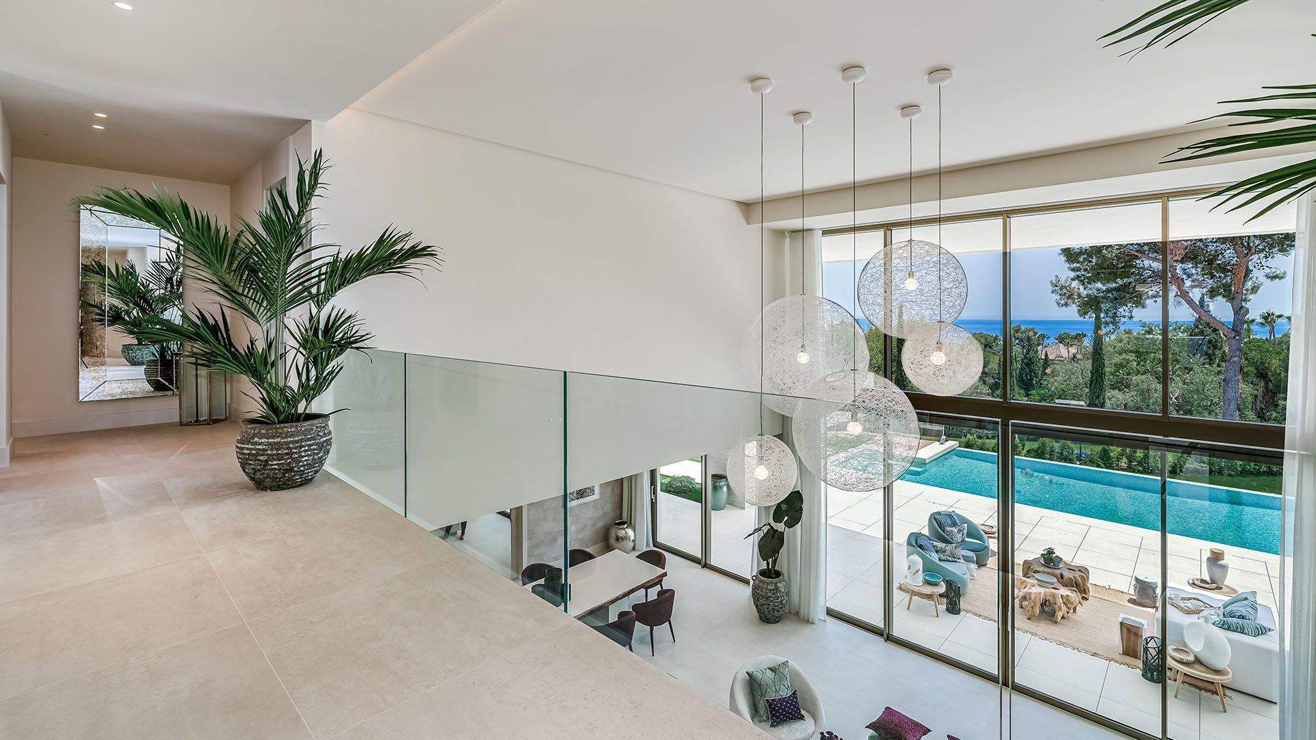 Villa Los Ángeles: Weergaloze villa in Sierra Blanca, Marbella