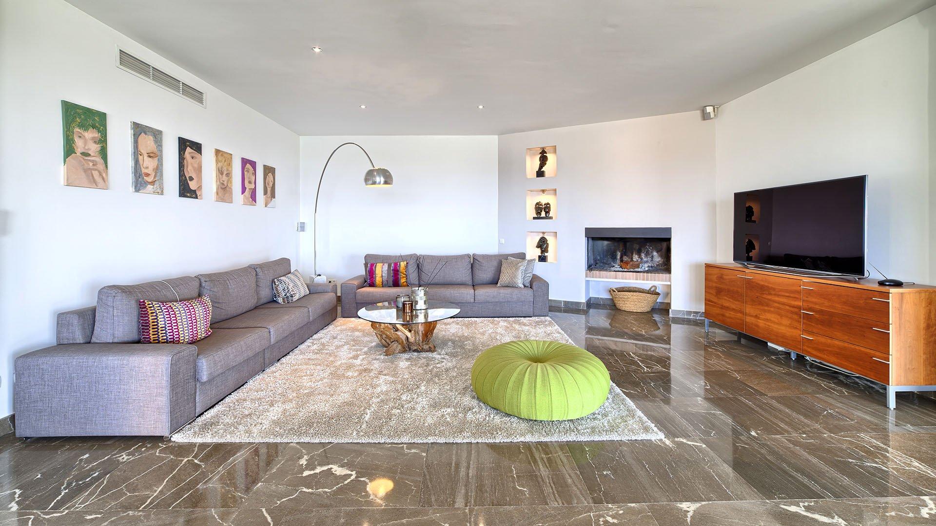 Villa Los Flamingos 111: Majestueuze luxe villa met fenomenaal uitzicht op zee
