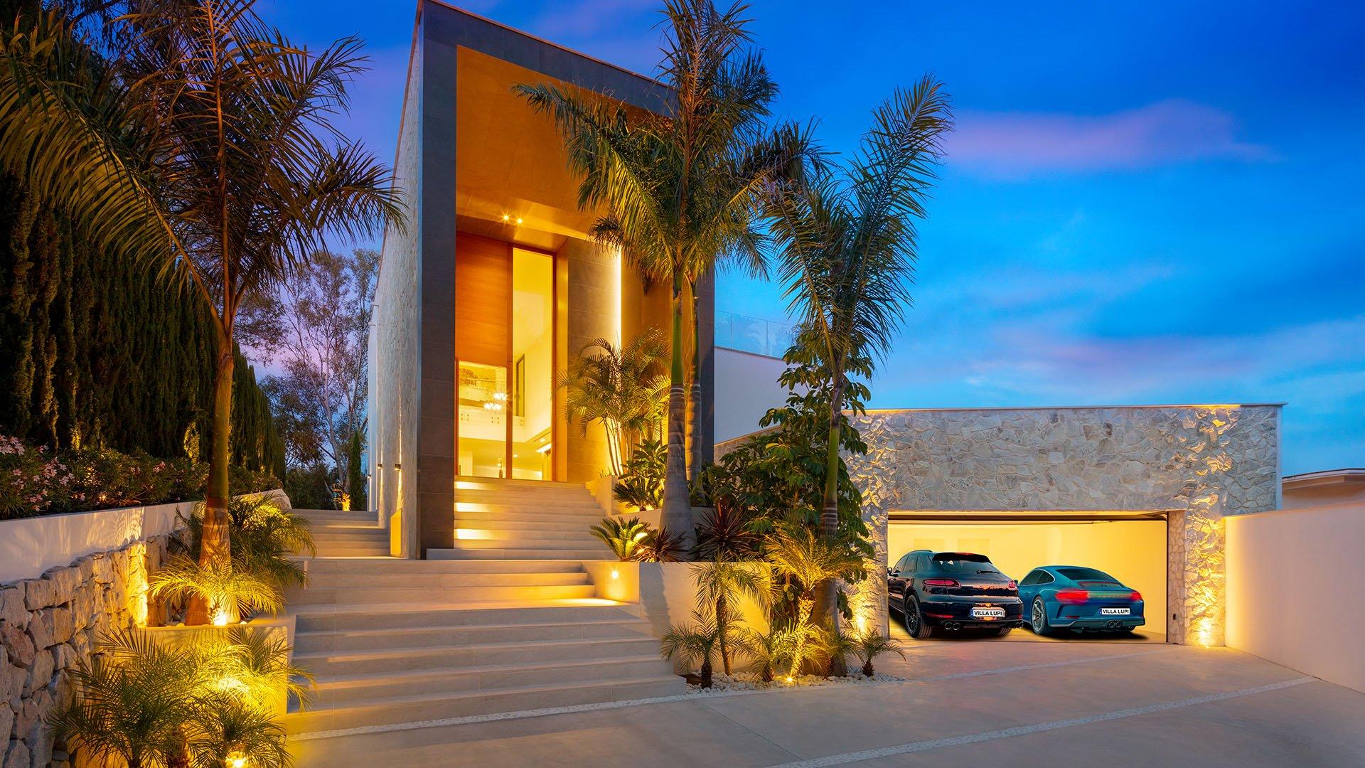Villa Lupi: Prachtige villa in La Quinta, Marbella