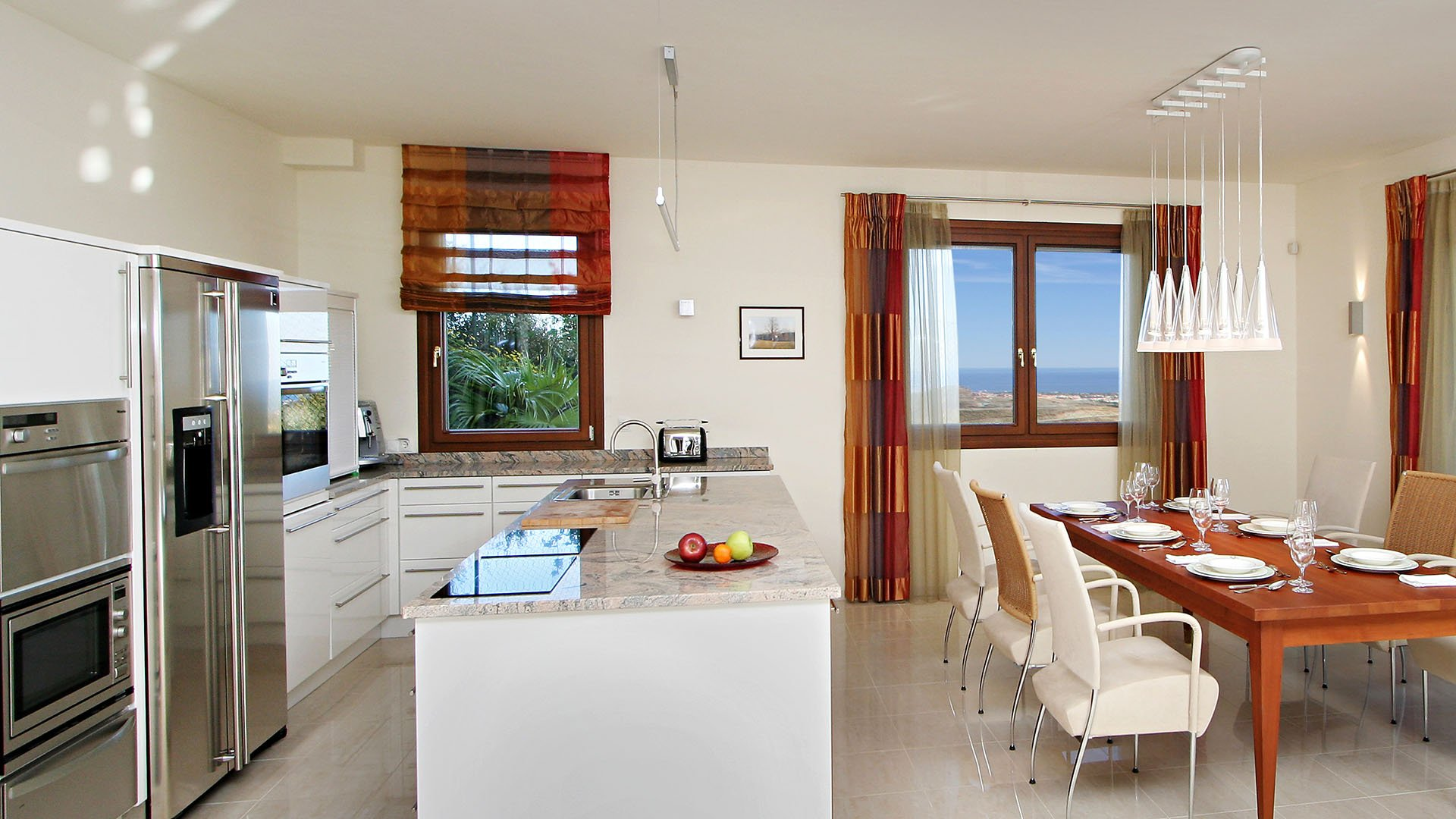 Villa Marbella Club Golf Resort: Villa on the top of the hill at Monte Mayor
